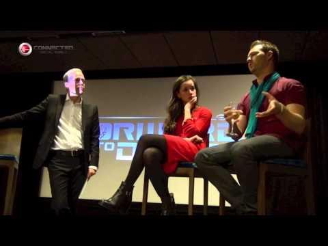 EXCLUSIVE Halo 4 Forward Unto Dawn Q&A with Stewart Hendler and Anna Popplewell