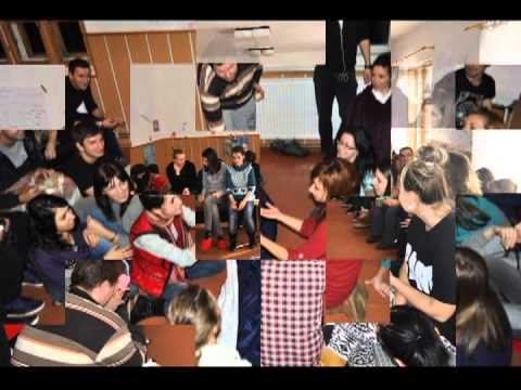 Volunteering across the Balkan, Youth Exchange in Czech republic, February 2012