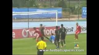 Marruecos vs México 3-4 torneo esperanzas de toulon 2012