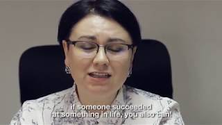 "Maria Acbaș - ""You Know You Can"""