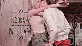 Noora & William | Нура & Вильям | Больше нет тепла на двоих [+4х8]