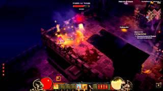 Bêta Diablo 3 : Moine Gameplay HD par Aiekillu