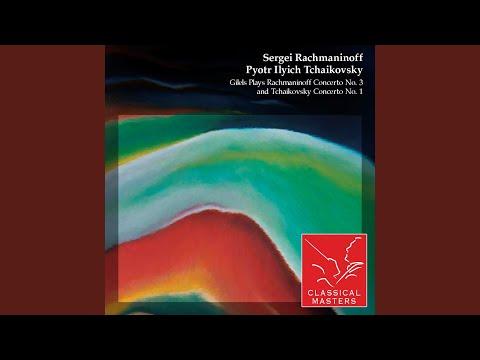 Piano Concerto No. 1 In B-Flat Minor, Op. 23: II Andante Sostenuto