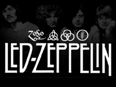 Led Zeppelin - Over the Hill And Far Away
