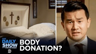 The United Swing States of America - Arizona's Grisly Body Donation Scams | The Daily Show