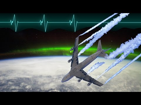 HAARP, Weather Warfare & Full Spectrum Dominance with Elana