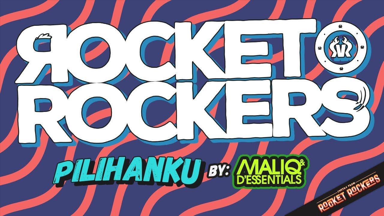 mp3 rocket rockers menuju cahaya