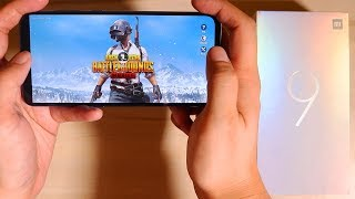 Xiaomi Mi 9 Unboxing and Hands On - Pubg, Camera, Battery