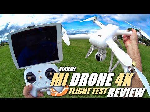 XIAOMI MI Drone 4K Review - Part 2 - Flight Test In-Depth + Pros & Cons - (DJI Phantom 3 Killer?!)