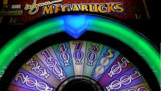 Wynn Megabucks bonus spins - slot win