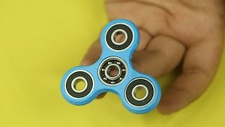 3 SIMPLE WAYS TO BUILD A SPINNER