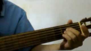 Cánh đồng tuyết (cover guitar easy)