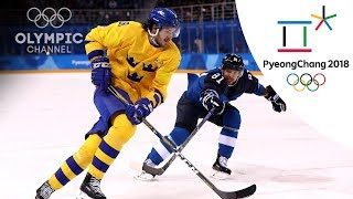 Sweden through to Ice Hockey QFs after win over Finland | Day 9 | Winter Olympics 2018 | PyeongChang