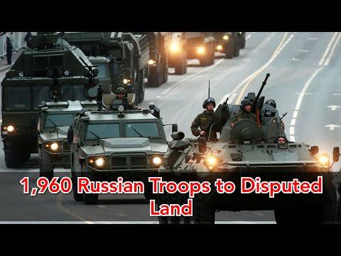 Putin Deploys Troops to Nagorno-karabakh