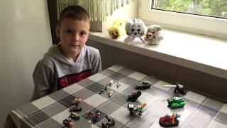 Оружие, военная техника и солдатики Лего