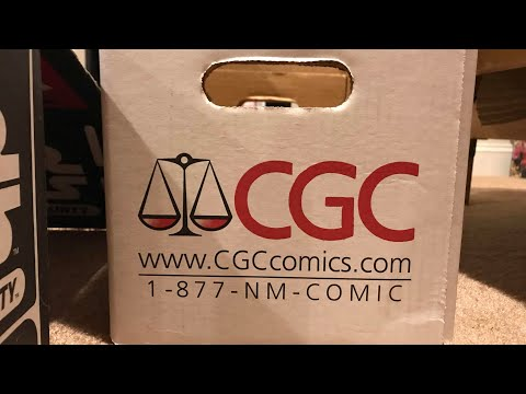 Bagged and Boarded with Pauly Episode 25: Comic Safety 101