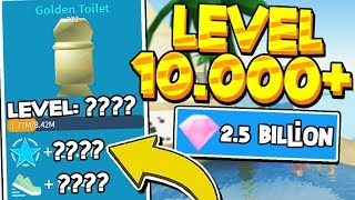 SECRET LEVEL 10.000+ MYTHICAL PET IN UNBOXING SIMULATOR!? Roblox