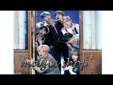 """BTS 5th Muser """"Magic Shop"""""""