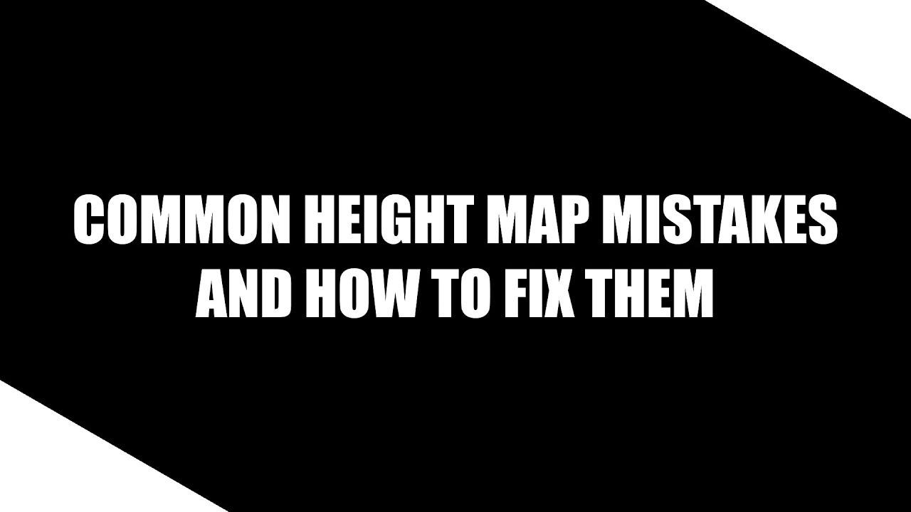 Tutorial #2 - Heightmaps (KSP Planet Modding)