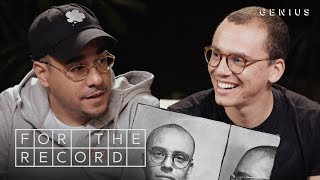 Logic On His 'Young Sinatra' Series & How Mac Miller Inspired Him (Part 1) | For The Record