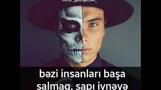 Qarisiq Yazili Sekiller 2016 (Deli Yazar - Gedirem) HD