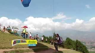 Adrenalina INDER En El Cielo 2015