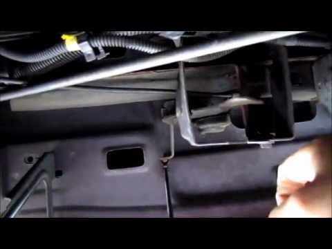 2014 Chevy Cruze Fuse Diagram Gm B Body Hood Release How To Unlatch If Broken Youtube