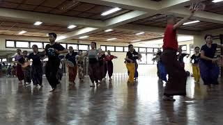 Download lagu Tari Legong Bapang Saba Learning with Maestro Didik Nini Thowok MP3