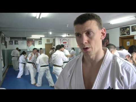 Interview With Dmitry Savelyev Kyokushin