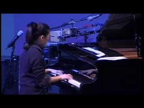 Jennifer Lin Improvises on piano at TED 2004