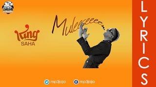Muleese  The Lyrics Video King Saha