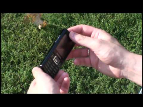 Видеообзор телефона Samsung DUOS C5212