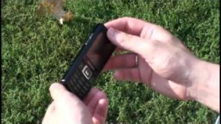 Видеообзор телефона Samsung DUOS C5212(Читайте полный текст видеообзора телефона Samsung DUOS C5212 на ..., 2009-09-12T16:58:12.000Z)