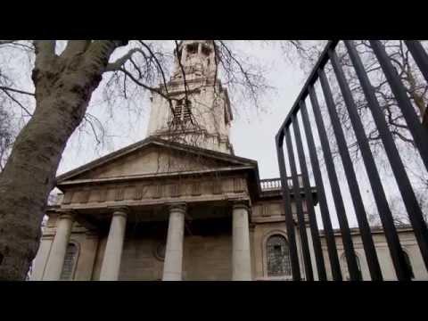 Graham Marshall CEO Spitalfields Trust