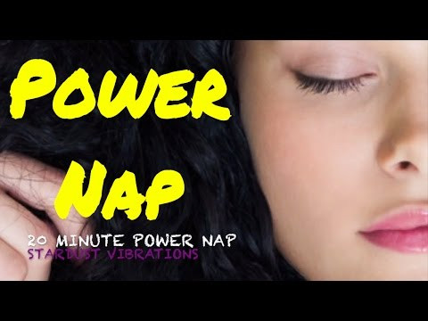 20 Minute Power Nap | Fall Asleep Fast | Isochronic Tones | Afternoon Nap | Increase Energy