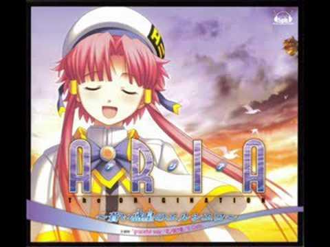 ARIA The ORIGINATION ~Aoi Hoshi no El Cielo~ OP Graceful Way