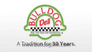 Bulldog Deli 30th Anniversary Spots - 2