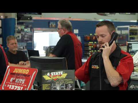 We Are Your Truck Parts Superstore - 4 State Trucks