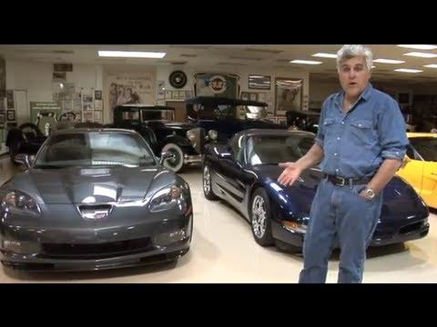 Smokin' Vettes - Jay Leno's Garage