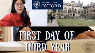 Gambar cover FIRST DAY OF LECTURES - I'M A THIRD YEAR NOW?! | viola helen