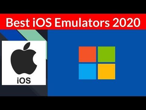 Top 5 Best IOS Emulators For Windows