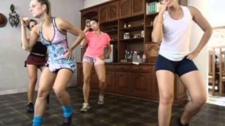 """Ensaio- Coreografias """" Ilariê/ Tindolele""""-Natália Vichi"""