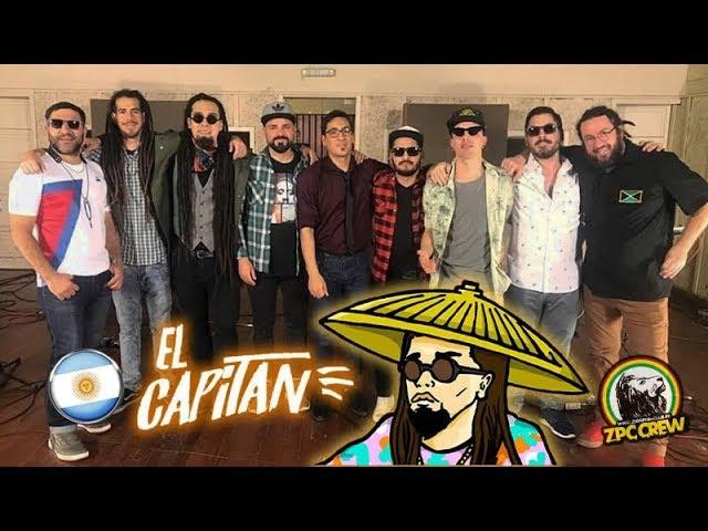 EL CAPITÁN REGGAE desde ARGENTINA  ,  conócelos  AQUÍ ☝