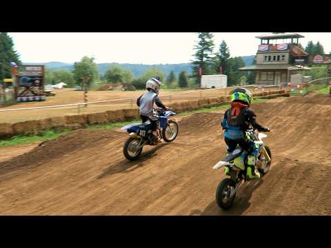PanicRev Motocross Training Camp At Washougal MX Track