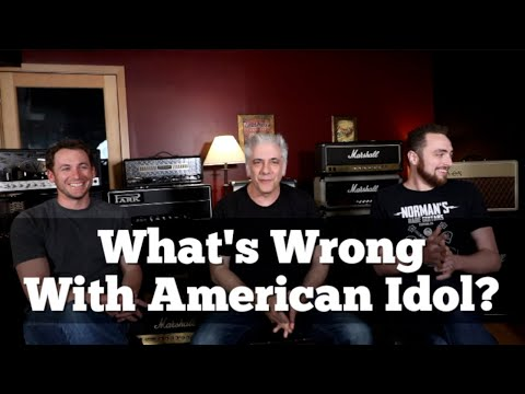 What's Wrong With American Idol? (and The Voice)
