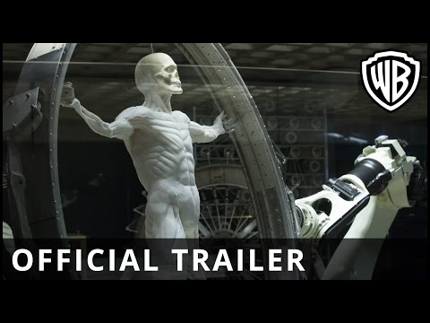 Westworld - Official Trailer - Warner Bros. UK