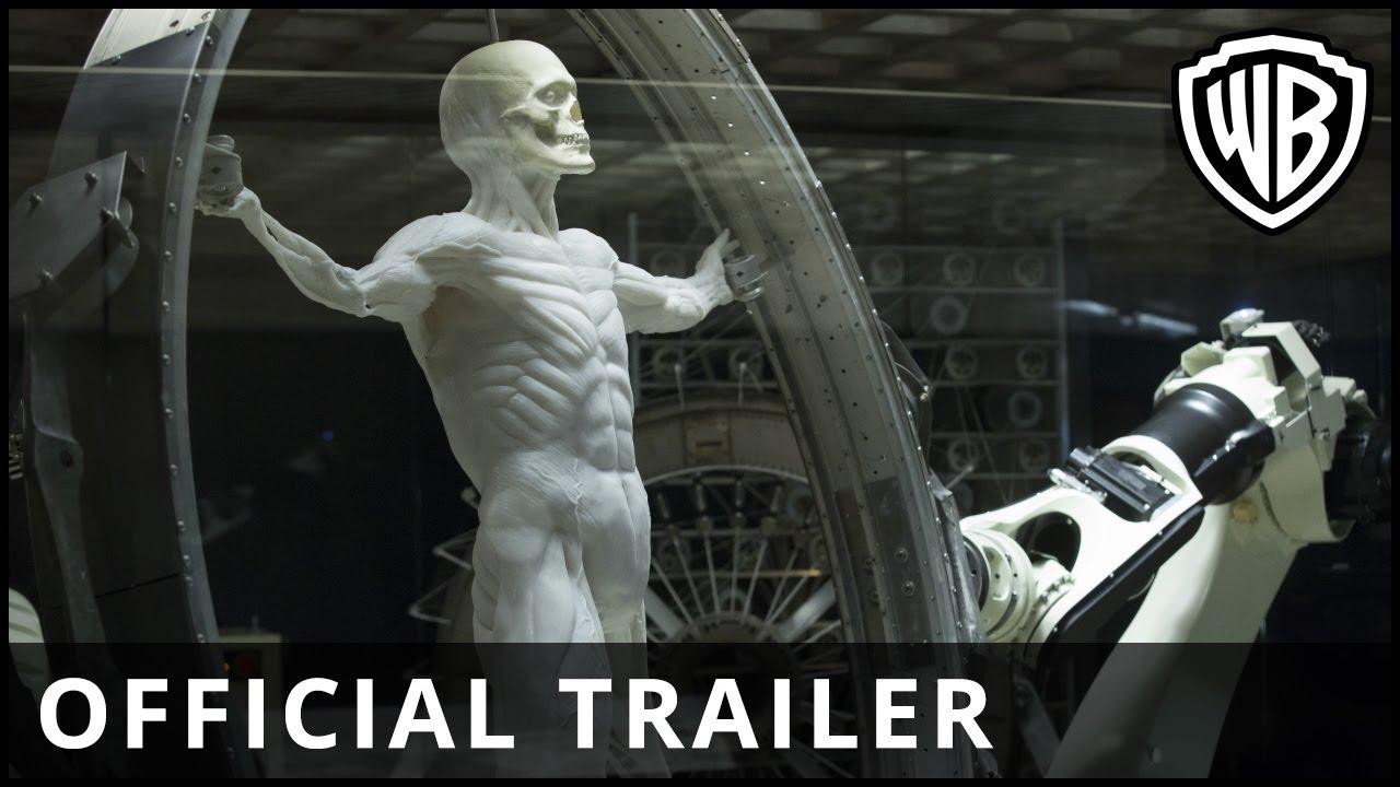 Westworld – Official Trailer – Warner Bros. UK