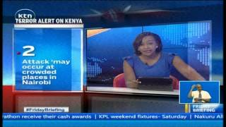 Australia and the United Kingdom have issued travel advisories against Kenya