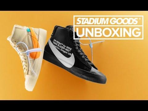 7704bd377da89f Off-White Nike Blazer