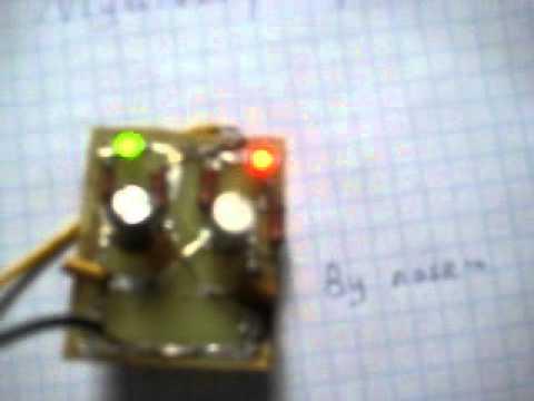 Мультивибратор на кт315